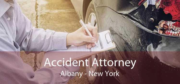 Accident Attorney Albany - New York