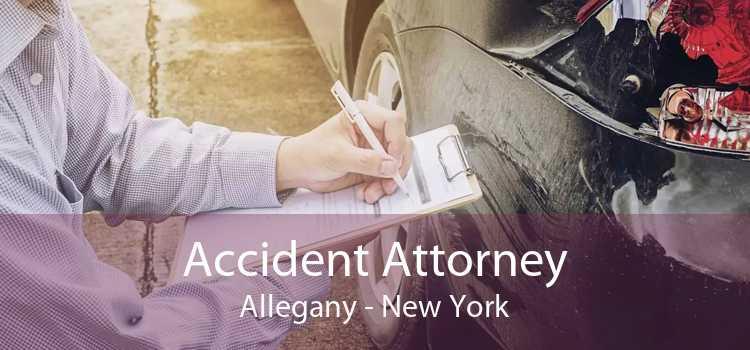 Accident Attorney Allegany - New York