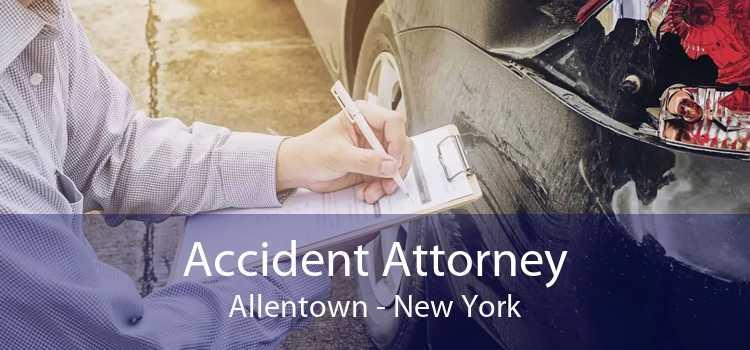 Accident Attorney Allentown - New York