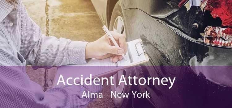 Accident Attorney Alma - New York