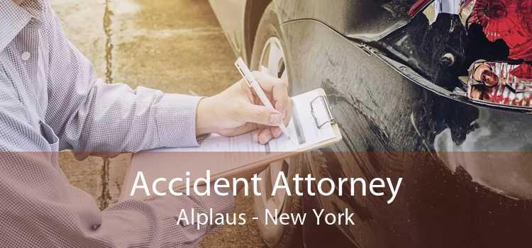 Accident Attorney Alplaus - New York