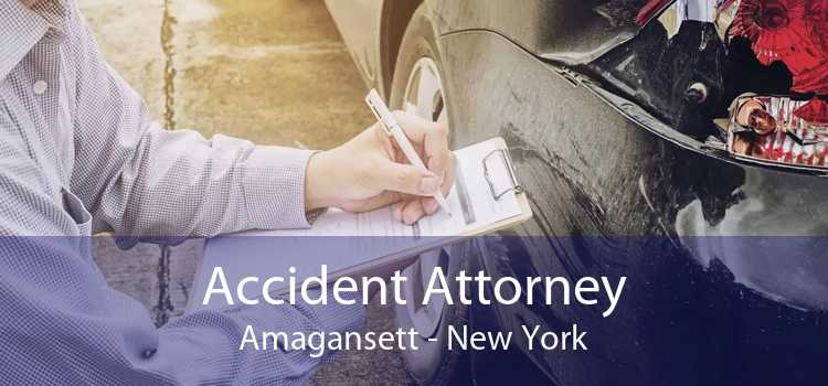 Accident Attorney Amagansett - New York