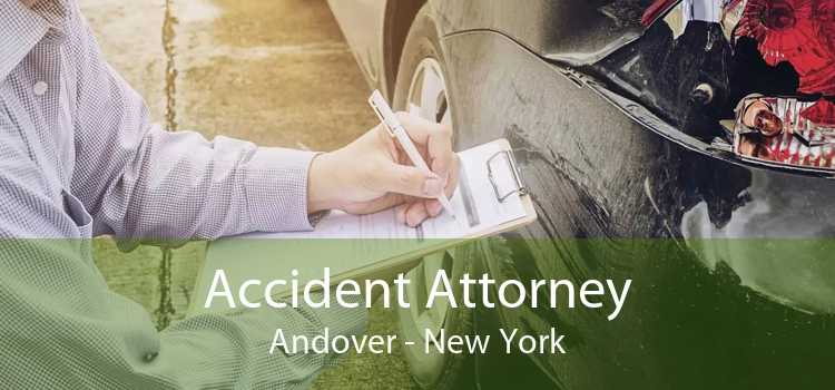 Accident Attorney Andover - New York