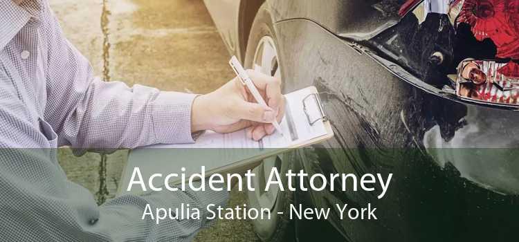 Accident Attorney Apulia Station - New York