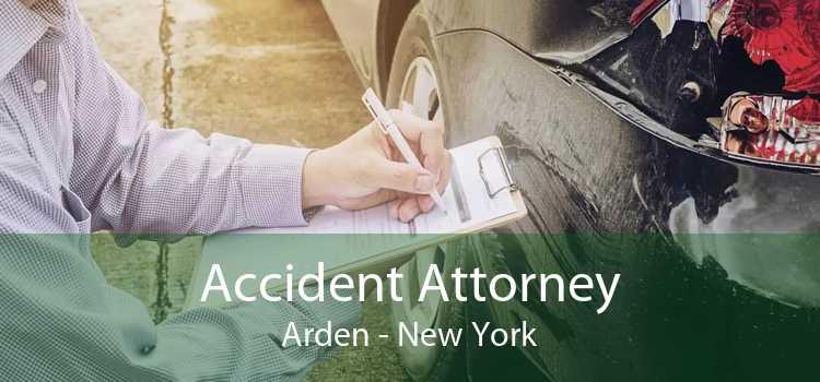 Accident Attorney Arden - New York