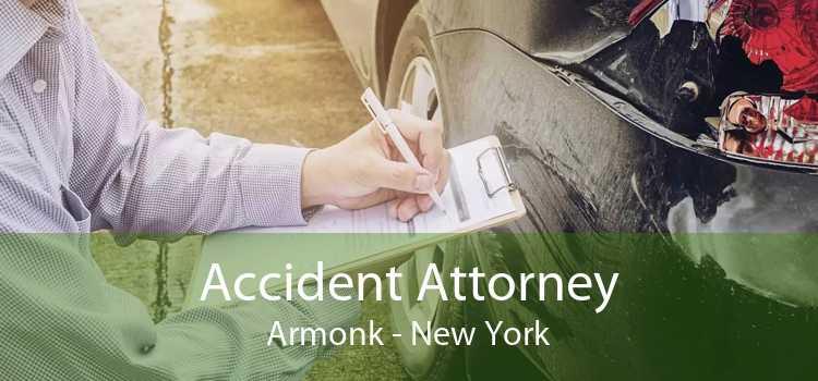 Accident Attorney Armonk - New York