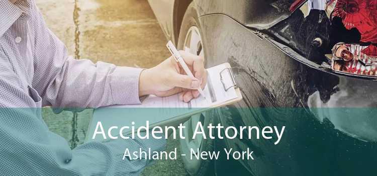 Accident Attorney Ashland - New York