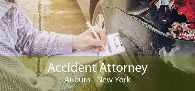 Accident Attorney Auburn - New York