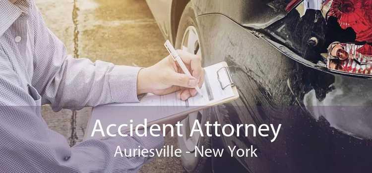 Accident Attorney Auriesville - New York