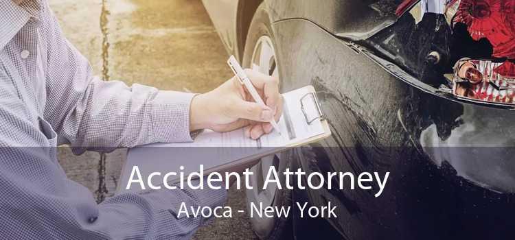 Accident Attorney Avoca - New York