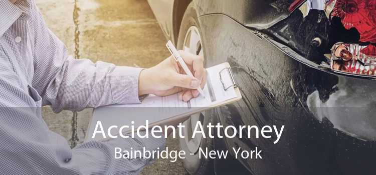 Accident Attorney Bainbridge - New York