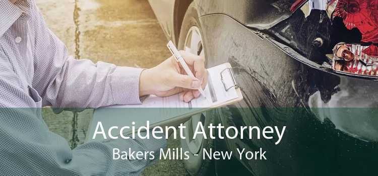 Accident Attorney Bakers Mills - New York