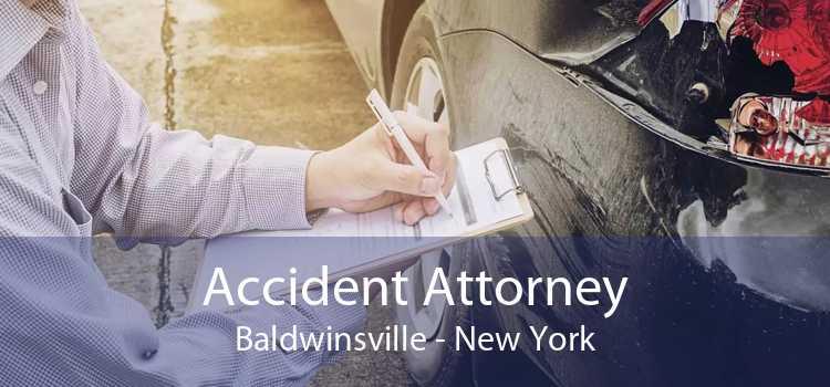 Accident Attorney Baldwinsville - New York