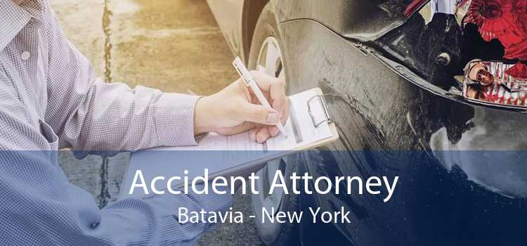 Accident Attorney Batavia - New York