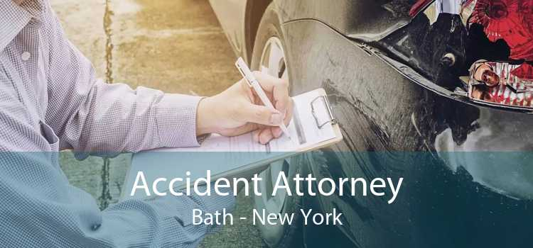 Accident Attorney Bath - New York