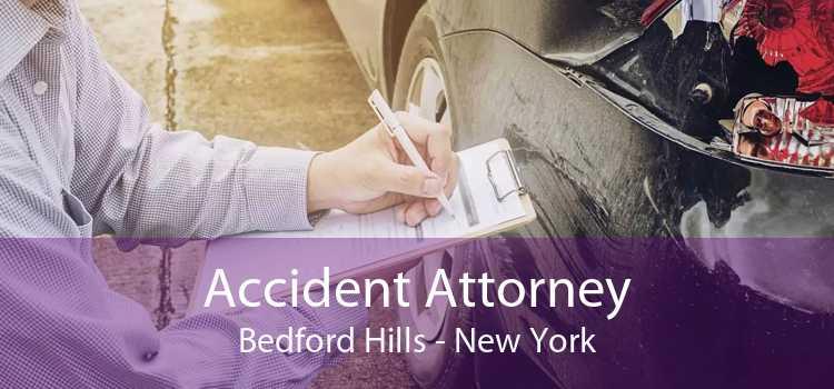 Accident Attorney Bedford Hills - New York