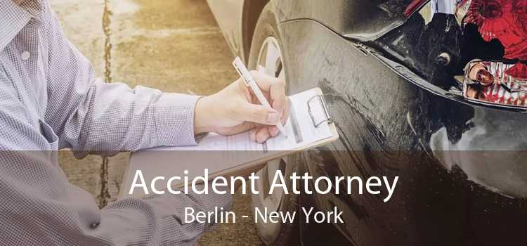 Accident Attorney Berlin - New York