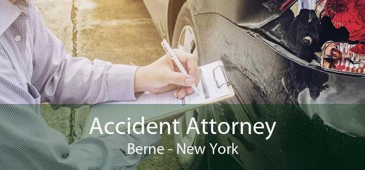 Accident Attorney Berne - New York