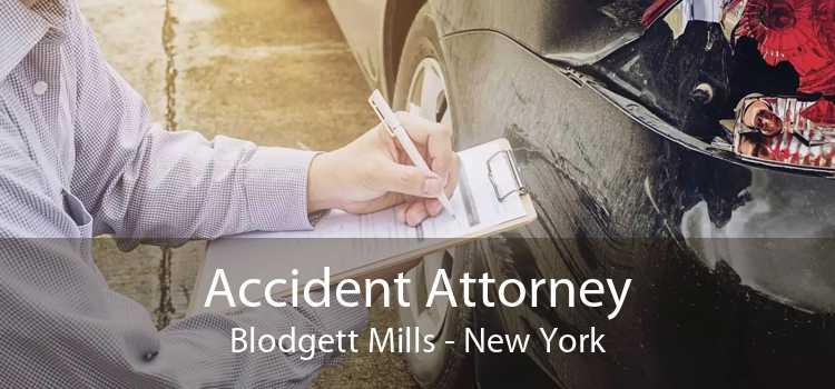 Accident Attorney Blodgett Mills - New York