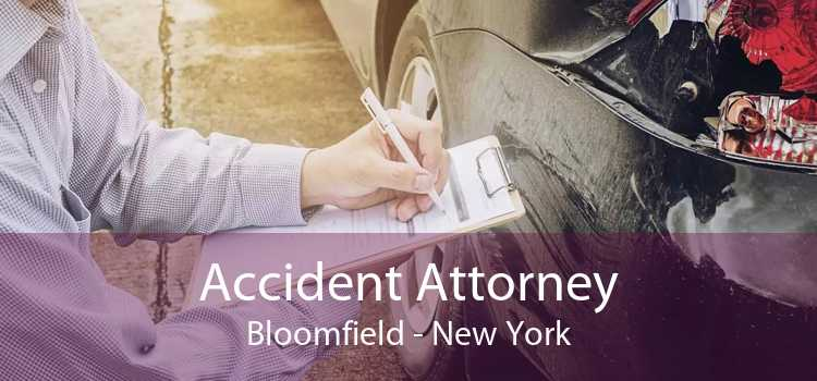 Accident Attorney Bloomfield - New York