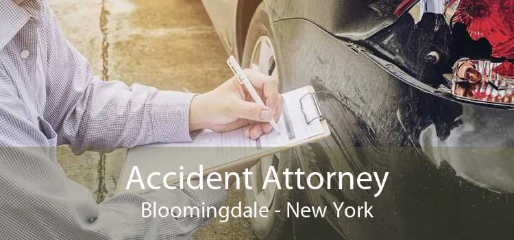 Accident Attorney Bloomingdale - New York