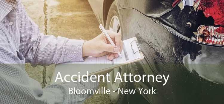 Accident Attorney Bloomville - New York