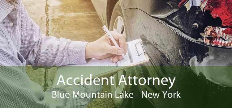 Accident Attorney Blue Mountain Lake - New York