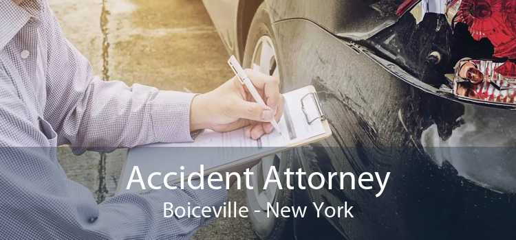 Accident Attorney Boiceville - New York