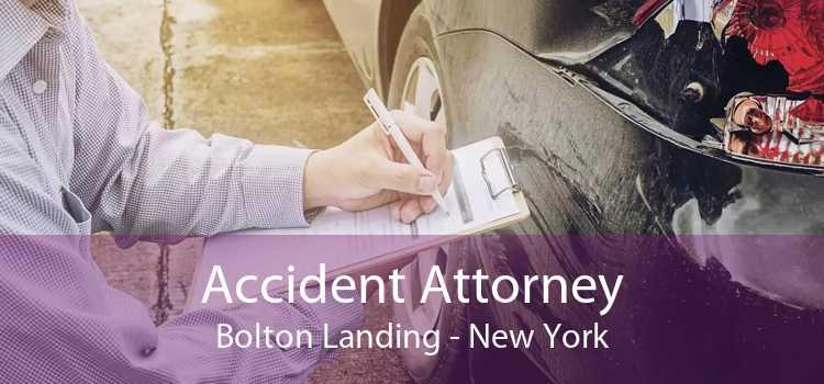Accident Attorney Bolton Landing - New York