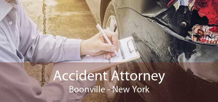Accident Attorney Boonville - New York