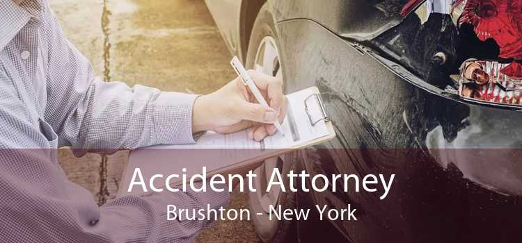 Accident Attorney Brushton - New York