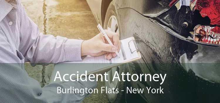 Accident Attorney Burlington Flats - New York