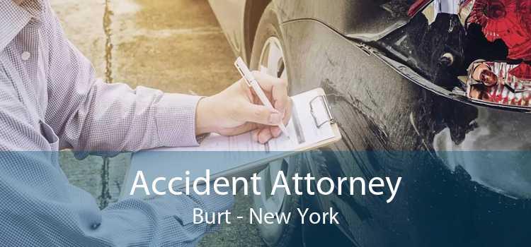 Accident Attorney Burt - New York
