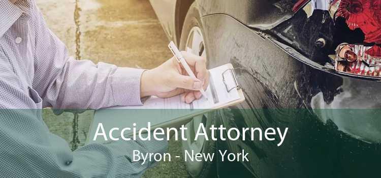 Accident Attorney Byron - New York