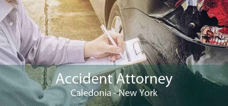 Accident Attorney Caledonia - New York