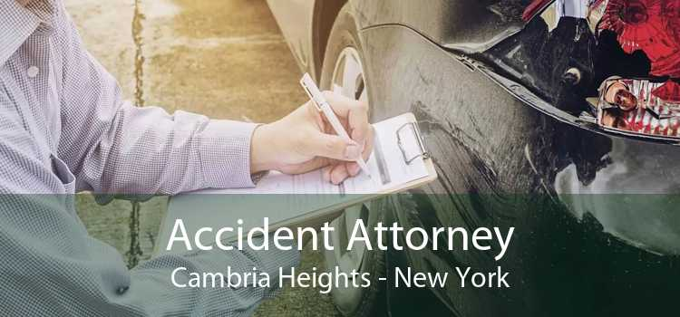 Accident Attorney Cambria Heights - New York