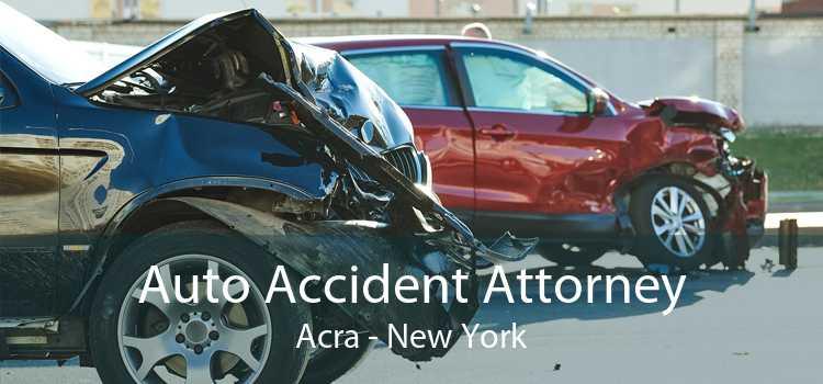 Auto Accident Attorney Acra - New York