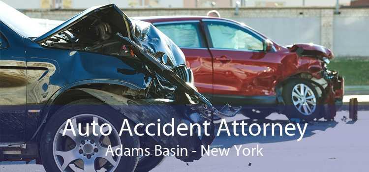 Auto Accident Attorney Adams Basin - New York