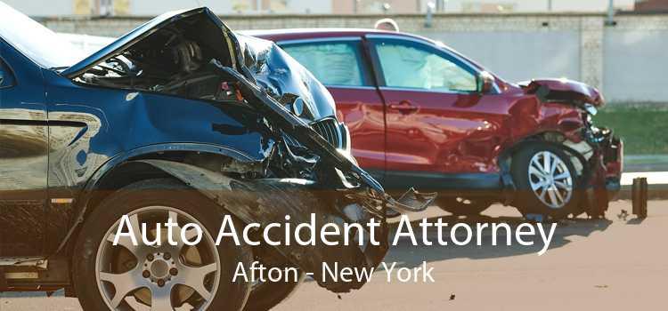Auto Accident Attorney Afton - New York