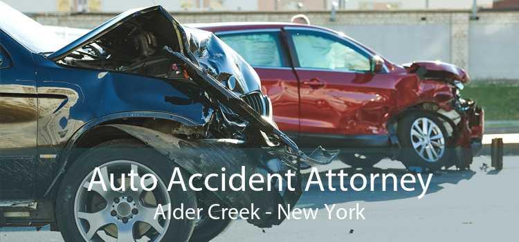 Auto Accident Attorney Alder Creek - New York