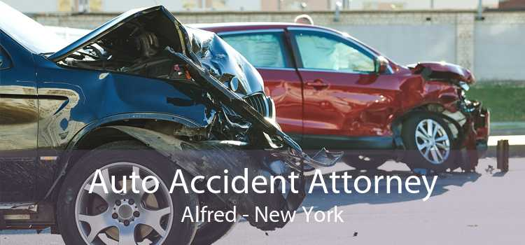 Auto Accident Attorney Alfred - New York