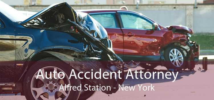 Auto Accident Attorney Alfred Station - New York