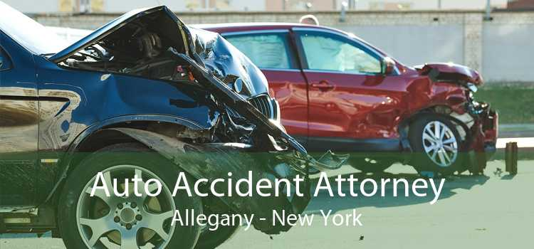 Auto Accident Attorney Allegany - New York
