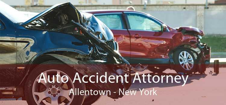 Auto Accident Attorney Allentown - New York