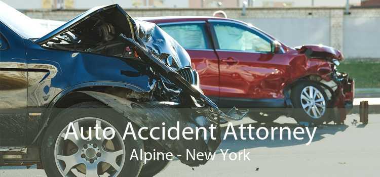 Auto Accident Attorney Alpine - New York