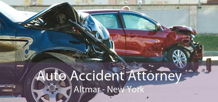 Auto Accident Attorney Altmar - New York