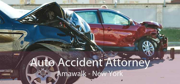 Auto Accident Attorney Amawalk - New York