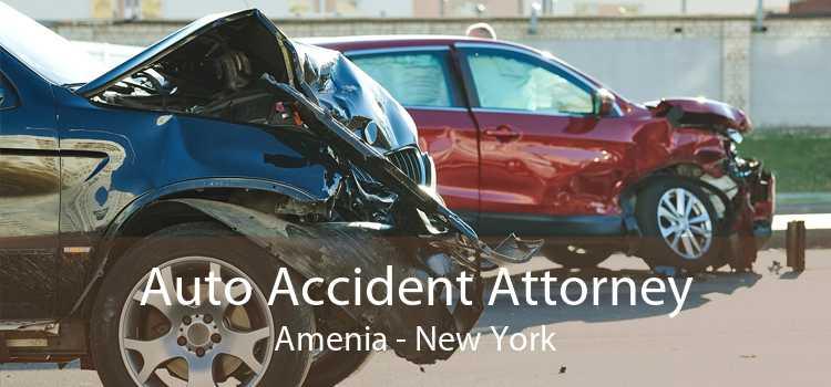 Auto Accident Attorney Amenia - New York