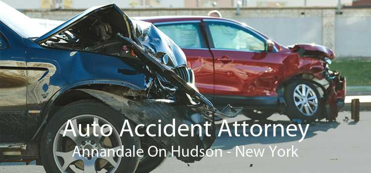 Auto Accident Attorney Annandale On Hudson - New York