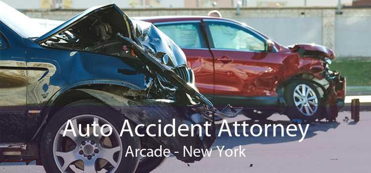 Auto Accident Attorney Arcade - New York